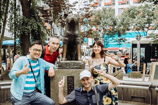 Shore Excursion: Day Trip To Tokyo From Yokohama Port