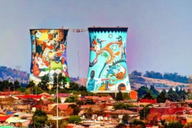 5 DAY TOUR OF SOUTH AFRICA (Kruger Park, Johannesburg, Soweto & Pretoria