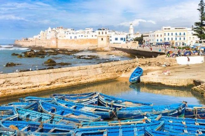 Day trip to Asilah Cap Spartel and Hercules caves