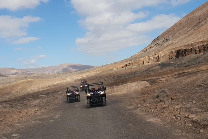 3-hour Buggy Tour from Costa Teguise