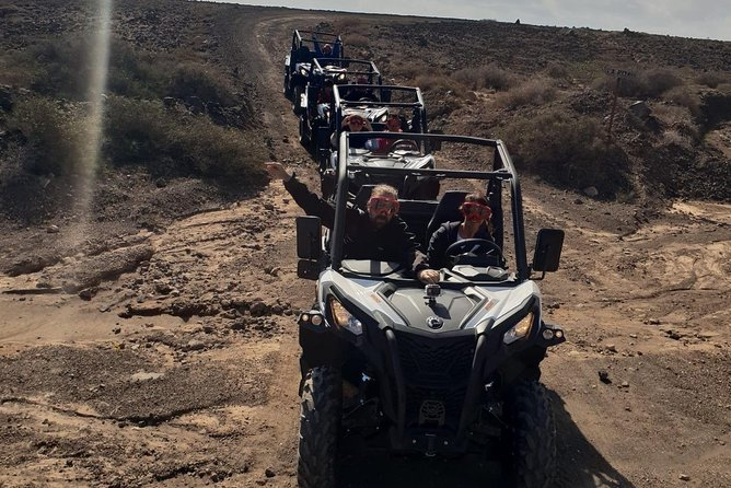 2-hour Buggy Tour from Costa Teguise