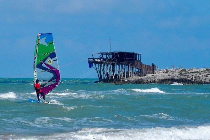 Windsurfing courses in Vieste