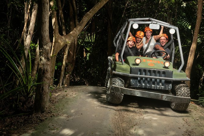 Priority Access: Xplor Adventure Park from Cancun