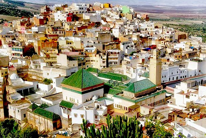 Day Tour Fes - Meknes - Volubilis and Moulay Idriss
