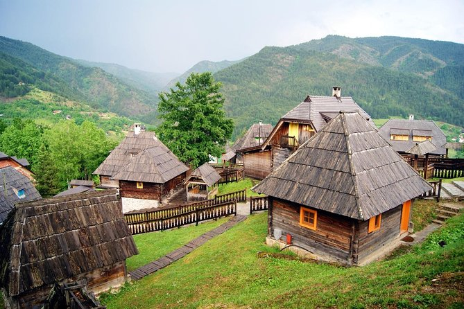 One-way Day trip from Sarajevo to Belgrade - UNESCO World Heritage Tour
