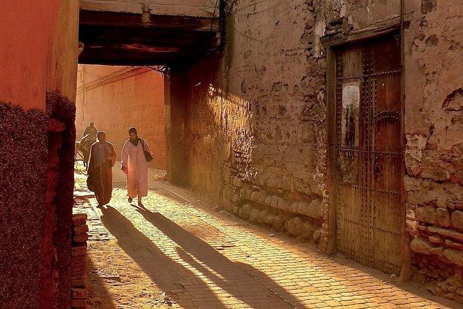 Marrakech Hidden Sights And Souks - Half Day Tour