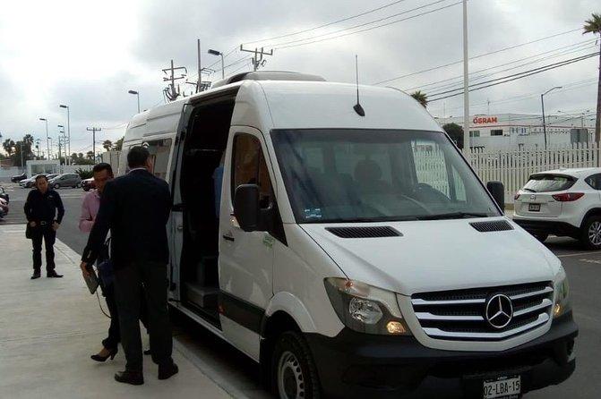 Monterrey Transfers City Tour 5.   Marriott