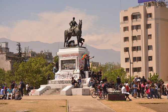 ConflicTour - This is Happening in Chile - Social Movements, Fights & Revolution photo 1