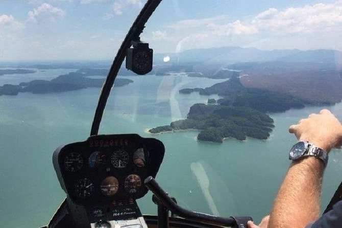 Extended Douglas Lake Region Tour by Helicopter