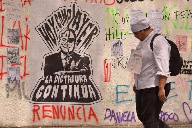 ConflicTour - This is Happening in Chile - Social Movements, Fights & Revolution photo 3