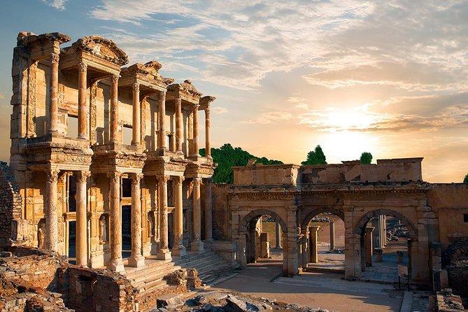 Ephesus Tour from Izmir Airport