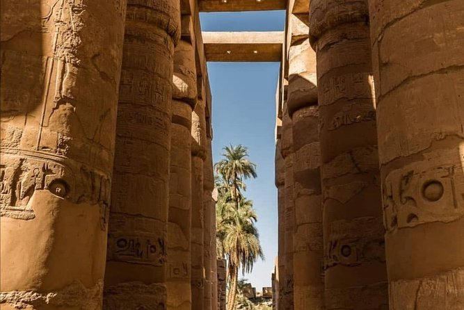Luxor east bank tour photo 2