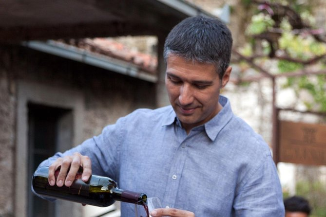 Skadar Lake Wineries Tour with Wine and Food Tasting from Tivat