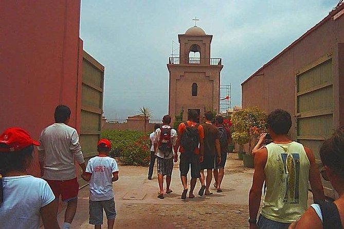 Pisco Route