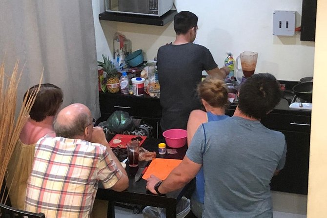Hands-on ● Mexican Cooking Class