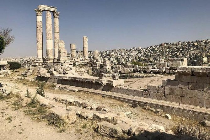 Private Jerash and Amman City Tour photo 11