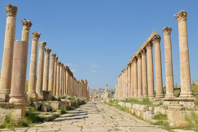 Private Jerash and Amman City Tour photo 8