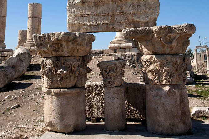 Private Jerash and Amman City Tour photo 4