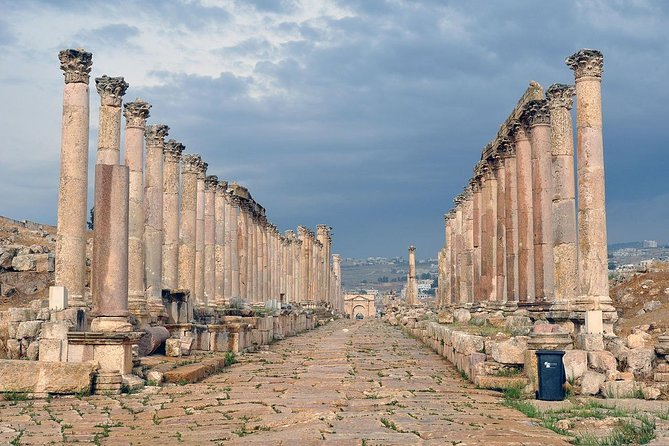 Private Jerash and Amman City Tour photo 2