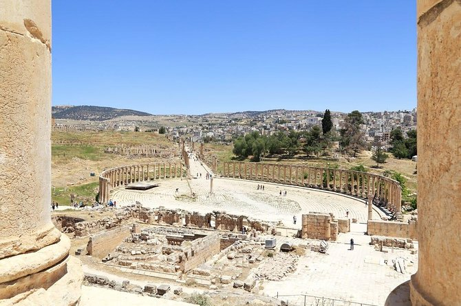 Private Jerash and Amman City Tour photo 10
