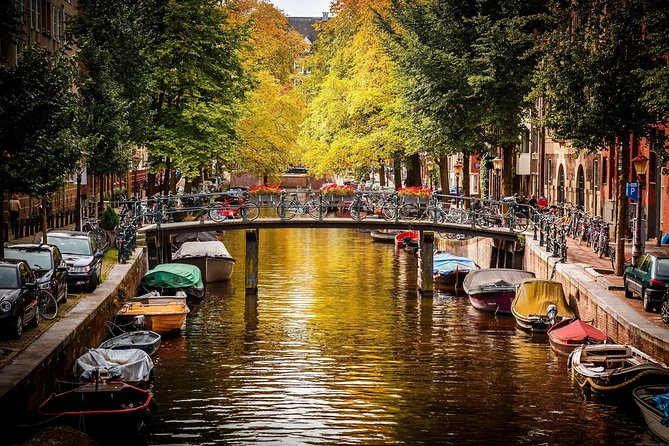 Amsterdam Private Walking Tour