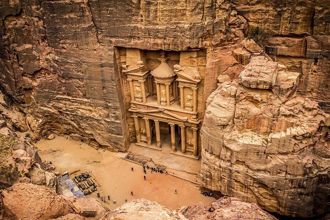 Tour To Petra From Amman Full-Day photo 11