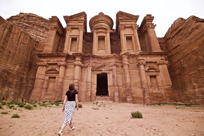 Tour To Petra From Amman Full-Day photo 14