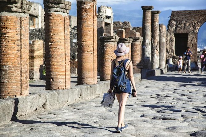 Private Day Trip from Rome to Pompeii and Amalfi Coast