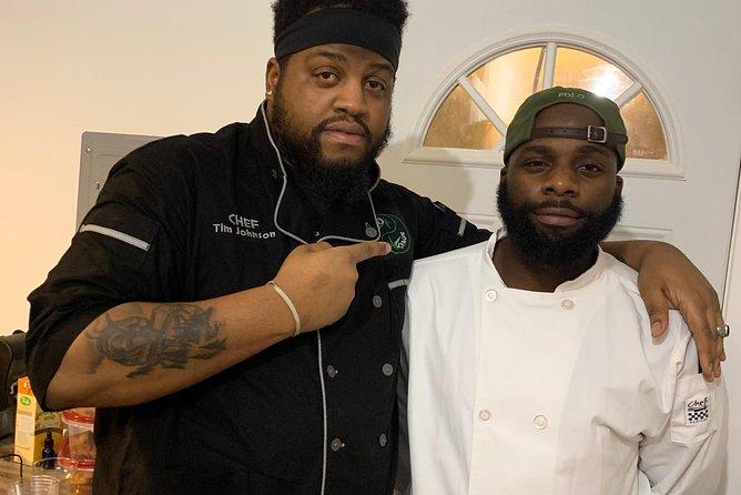 EXPERIMENTAL Kitchen w/Chef Tim & BFF's