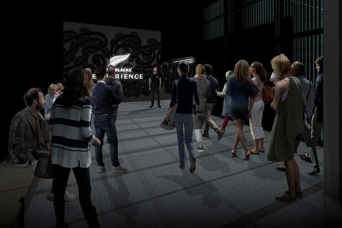 All Blacks Experience: Interactive Guided Tour photo 2