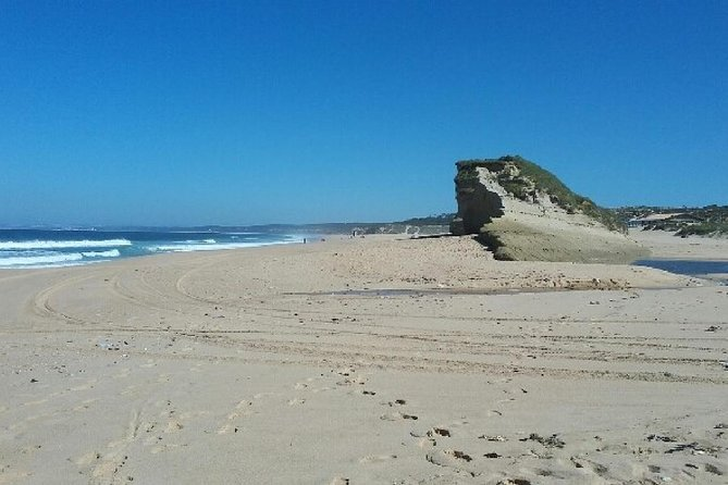South of Lisbon - Beaches and Lunch in Meco Beach
