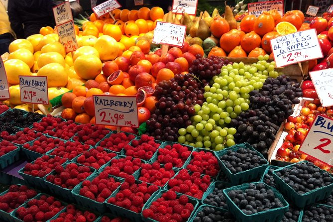 Taste of Pike Place Market Tour