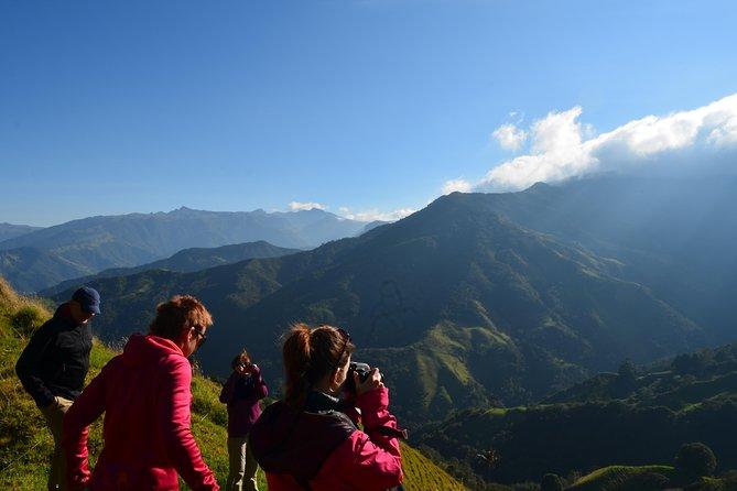 La Carbonera and Thermal Machin Volcano