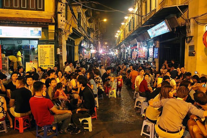 Private: Hanoi Walking Street Food Tour - Foot on Food Tour