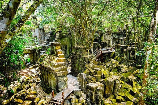 Koh Ker & Beng Mealea Excursion Join-in Tour - Free Hotel Pickup photo 5