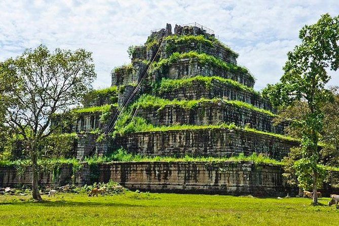 Koh Ker & Beng Mealea Excursion Join-in Tour - Free Hotel Pickup photo 7