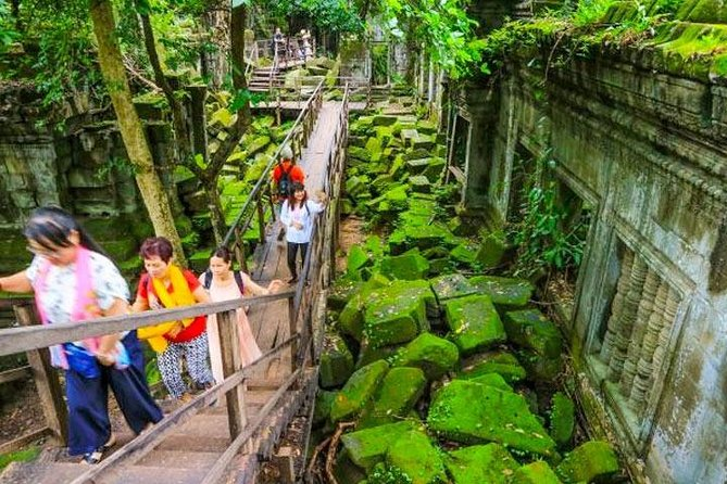 Koh Ker & Beng Mealea Excursion Join-in Tour - Free Hotel Pickup photo 2