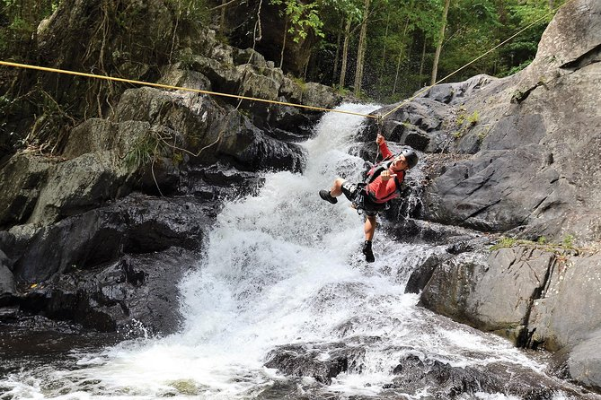 Crystal Canyoning Rainforest/Waterfall Experience photo 7