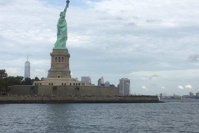 Statue of Liberty & Ellis Island Sightseeing Cruise