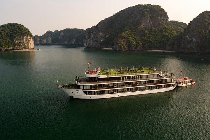 Halong Doris 5star Cruise 2days/1night