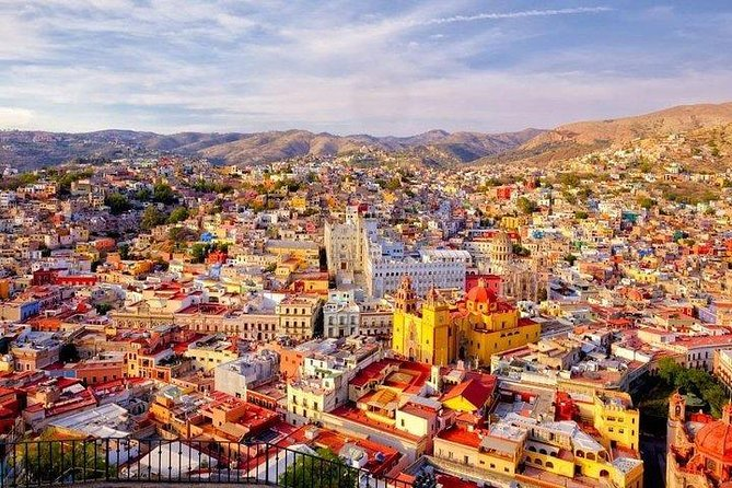 Private Tour in Guanajuato Capital Leaving San Miguel Allende