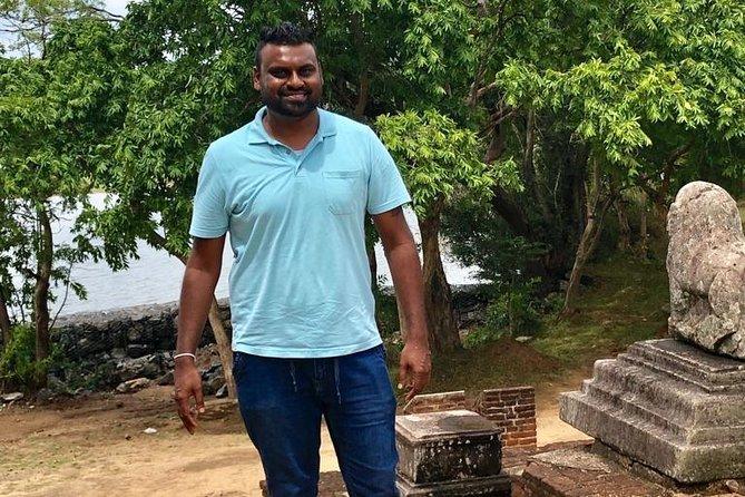 Travel with TJ in Sri Lanka