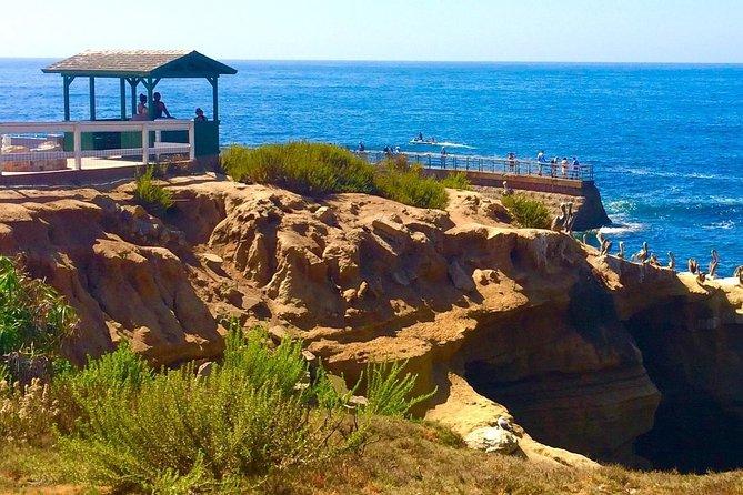 La Jolla Tour: Explore California's Riviera on a GPS audio walk with ocean views
