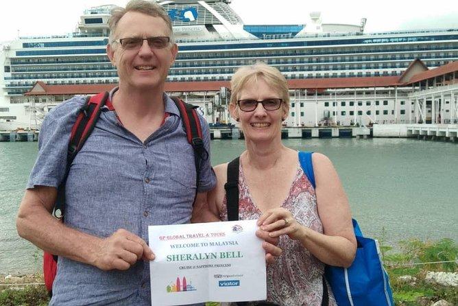 Kuala Lumpur Cruise Excursion: Guided Amazing Full Day Sightseeing Tour