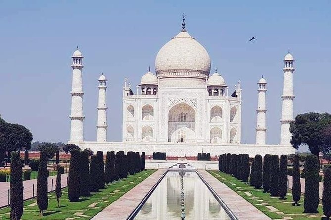 Agra day trip with private car and professional Tour Guide