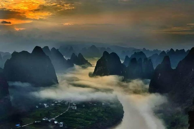 Guilin Private Departure Transfer: Hotel to Airport
