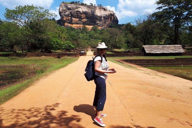 Sigiriya and Dambulla Day Tour from Kandy (All Inclusive)