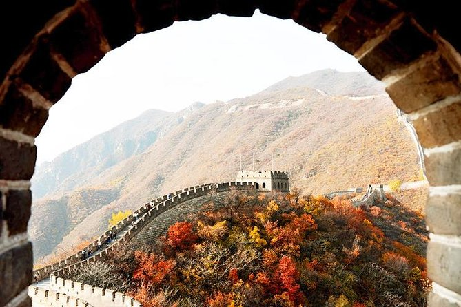 Afternoon V2bus: Mutianyu Great Wall Daily Shuttle Trip Bus (10:30 am Departure)