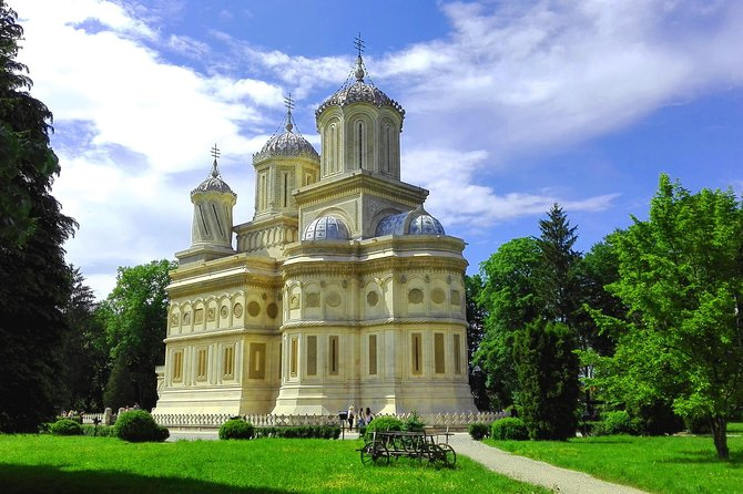 Small-Group Dracula Tour from Bucharest
