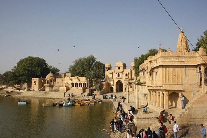 Jaisalmer Walking Tour
